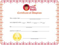 certificate-of-adoption